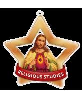 Religious Studies Church Mini Star Bronze Medal