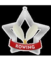 Rowing Mini Star Silver Medal
