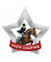 Show Jumping Mini Star Silver Medal