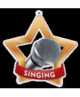 Singing Mini Star Bronze Medal