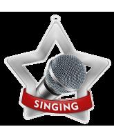 Singing Mini Star Silver Medal