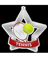 Tennis Mini Star Silver Medal