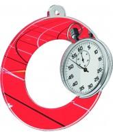 Rio Athletics Running Stopwatch Medal
