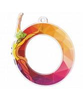 Rio Gymnastics Elegance Medal