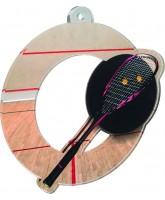 Rio Squash Medal
