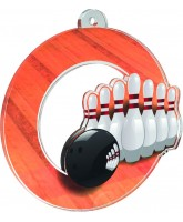 Rio Ten Pin Bowling Medal