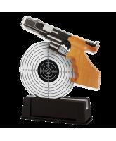 Turin Pistol Shooting Trophy
