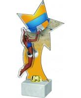 Vienna Beach Volleyball Star Player Trophy
