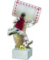 Vienna Futsal Player Red Kit Trophy