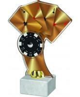 Vienna Gold Poker Trophy