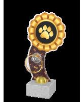 Vienna Rosette Paw Trophy