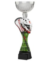 Montreal Lacrosse Silver Cup Trophy