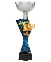Montreal Magic Lamp Quiz Silver Cup Trophy