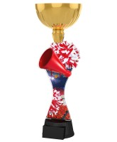 Vancouver Cheerleading Gold Cup Trophy