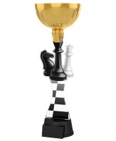 Vancouver Chess Gold Cup Trophy
