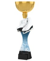 Vancouver Ice Skates Gold Cup Trophy