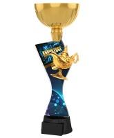 Vancouver Magic Lamp Quiz Gold Cup Trophy