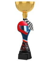 Vancouver Motorsports Gold Cup Trophy