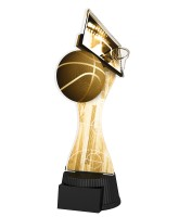 Classic Toronto Basketball Trophy