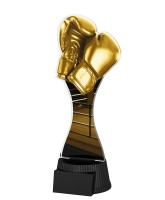 Classic Toronto Boxing Gloves Trophy