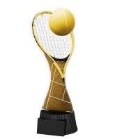 Classic Toronto Tennis Racket and Ball Trophy
