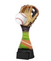 Toronto Baseball Glove and Ball Trophy