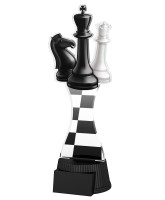 Toronto Chess Pieces Trophy