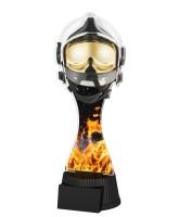 Toronto Firefighter Helmet and Mask Trophy