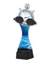 Toronto Swimming Stopwatch and Goggles Trophy