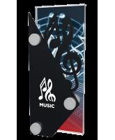 Cordoba Music Notes Trophy