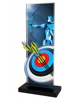 Apla Archery Target Trophy