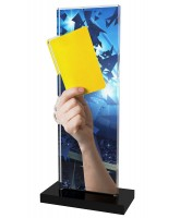 Apla Yellow Card Trophy