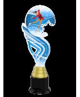 Aspen Figure Skating Snowflake Trophy