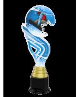 Aspen Snowboarding Snowflake Trophy