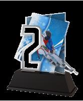 Geilo Skiing Number 2 Trophy
