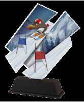 Meribel Kids Skiing Trophy