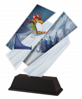 Meribel Kids Snowboarding Trophy