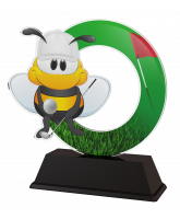Bumble Bee Childrens Golf Trophy