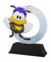 Bumble Bee Childrens Ice Hockey Trophy