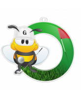 Bumble Bee Golf Medal