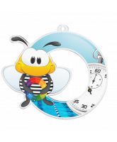 Bumble Bee Swimming Medal