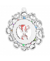 Childrens Cup Medal