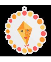 Childrens Red Kite Medal