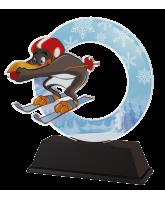 Penguin Childrens Skiing Trophy