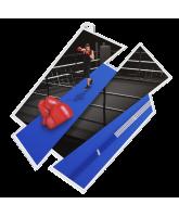 Boxing Supersize Artistic Medal
