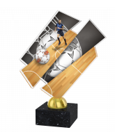 Cologne Futsal Indoor Football Player Trophy
