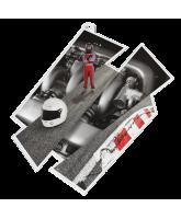 Motorsport Supersize Artistic Medal