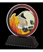 Essen Fire Fighting Helmet Trophy