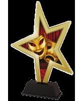 Lisbon Gold Star Drama Trophy
