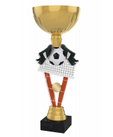 London Indoor Football Gold Cup Trophy